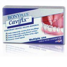 BONYPLUS CAVIFIX OTTURAZIONE DENTALE TEMPORANEA 7G Prodotti per dentiere e protesi dentarie