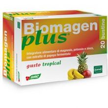 Biomagen Plus Tropical 20 Bustine Integratori Sali Minerali