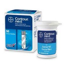 Contour Next Strisce Reattive 50 Pezzi Strisce glicemia