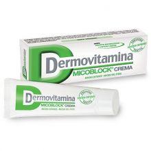 Dermovitamina Micoblock Crema 30 ml Prodotti per piedi e mani