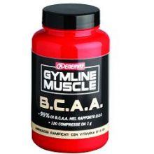ENERVIT GYMLINE MUSCLE BCAA 120 COMPRESSE Proteine e aminoacidi