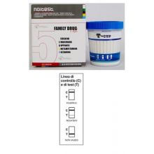 Family Drug Test Test alcolemico e antidroga