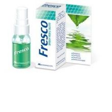 Fresco Spray Alito 15 ml Spray per l'alito e chewing gum
