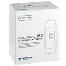 GLUCOCARD MX METER KIT GLUCOMETRO PER LA MISURAZIONE DELLA GLICEMIA Glucometri