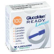 GlucoMen Ready Lancette 100 Pezzi Lancette pungidito