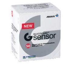 Glucocard G Sensor 50 Strisce Glicemia Strisce glicemia