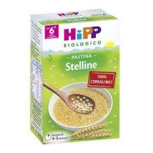 HIPP BIO PASTINA STELLINE 320G Pasta per bambini e semolini