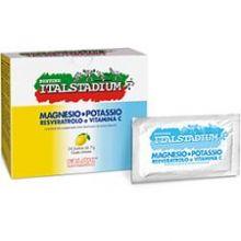 ITALSTADIUM MAGNESIO POTASSIO E VITAMINA C 24 BUSTINE DA 7G Vitamine