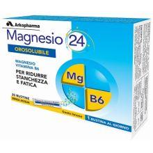 MAGNESIO OROSOLUBILE 20BUSTINE Magnesio e zinco