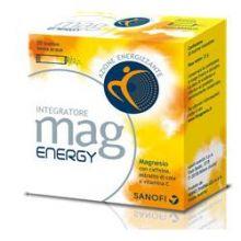 MAG ENERGY 20 BUSTINE OROSOLUBILI Vitamine