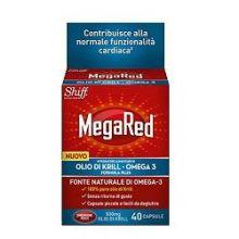 MEGARED OLIOKRILL/OMEGA3 40CPS Omega 3, 6 e 9