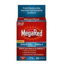 MEGARED OLIOKRILL/OMEGA3 60CPS Omega 3, 6 e 9