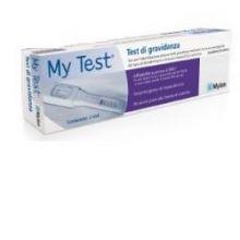 MY TEST HCG RAPID TEST GRAVID2 Test di gravidanza
