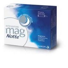 Mag Notte 24 Bustine Orosolubili Magnesio e zinco