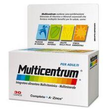 Multicentrum 30 Compresse Multivitaminici