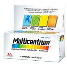 Multicentrum 90 Compresse Multivitaminici