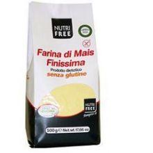 NUTRIFREE FARINA MAIS FINA500G Farine senza glutine