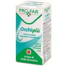 Occhi Più Goce Oculari 10 ml Lacrime artificiali