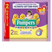 PAMPERS PROG MINI 28+2 OFS Pannolini