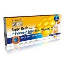 PAPPA REALE+FM+VIT D ADULTI 7F Vitamina D