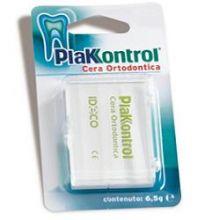 PLAKKONTROL CERA ORTODONTICA Prodotti per dentiere e protesi dentarie