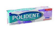 POLIDENT FREE 40G Prodotti per dentiere e protesi dentarie