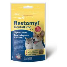 RESTOMYL DENTALCROC 60G Integratori per cani