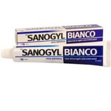 SANOGYL BIANCO PASTA DENTIF Dentifrici