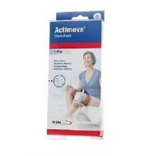ACTIMOVE GINOCCHIERA ELASTICA XL Tutori ginocchio