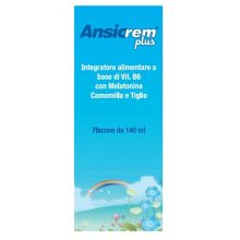 ANSIOREM PLUS 140ML Calmanti e sonno