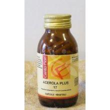 Acerola Plus 17 100 Capsule Vitamina C