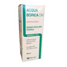 Acqua Borica Bagno Oculare Sterile Disinfettanti