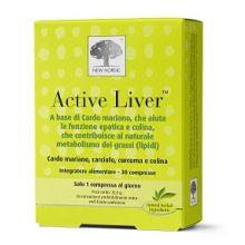 Active Liver 30 Compresse Colesterolo e circolazione