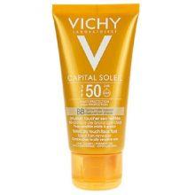 CAPITAL SOLEIL VICHY CREMA SOLARE DRY TOUCH BAMBINI SPF50 50ML Creme solari e doposole per bambini