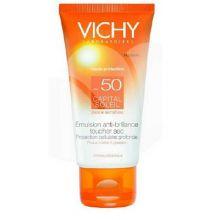 CAPITAL SOLEIL VICHY DRY TOUCH EMULSIONE SOLARE SPF50 50ML Creme solari corpo