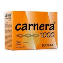 CARNERA 1000 18 BUSTINE Creatina e carnitina