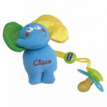 CHICCO CLIP PAFFUTELLI PER SUCCHIOTTI UN PEZZO Altri prodotti per bambini