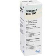 Combur 5 Test HC 10 Strisce Altri strumenti diagnostici