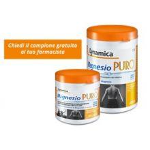 DYNAMICA MAGNESIO PURO BARATTOLO DA 300G Magnesio e zinco
