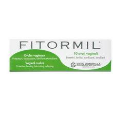 FITORMIL 10 OVULI VAGINALI DA 3G Ovuli vaginali e capsule