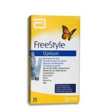 FREESTYLE OPTIUM KETONE 10STR Strisce glicemia