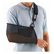 GIBAUD ORTHO REGGIBRACCIO NERO TAGLIA 2 Tutori spalla e braccio