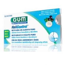 GUM HALICONTROL 10 COMPRESSE Spray per l'alito e chewing gum