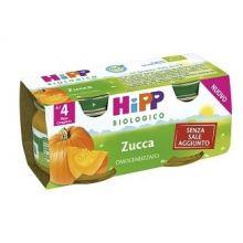 HIPP BIO OMOGENEIZZATO DI ZUCCA 2 X 80G Omogeneizzati di verdura