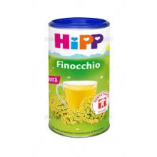 HIPP TISANA SOLUBILE AL FINOCCHIO CON ISOMALTULOSIO 200G Tisane per bambini