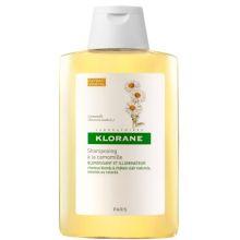 KLORANE SHAMPOO RIFLESSI BIONDI ALLA CAMOMILLA 200ML Shampoo capelli secchi e normali