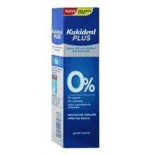KUKIDENT PLUS 0% 40G Prodotti per dentiere e protesi dentarie