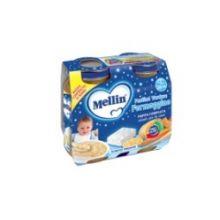 MELLIN CENA COMPL PAS/VERD/FOR Brodo, passati di verdure e minestrine per bambini