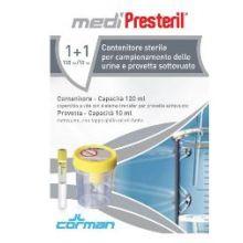 Medipresteril Contenitore Urina + Provetta Urinocoltura