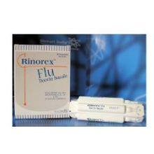 RINOREX FLU DOCCIA NASALE 10FL Soluzioni per aerosol